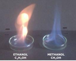 Informace O Rozpoznani Metanolu